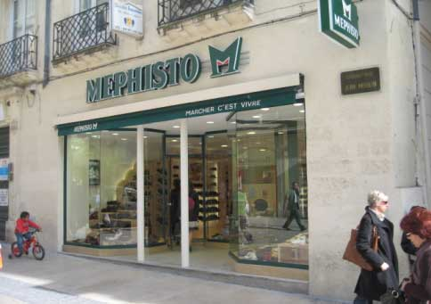 MEPHISTO-SHOP